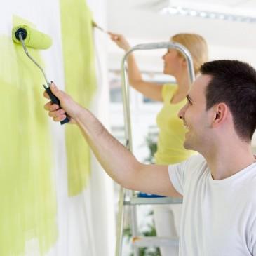 Jak malować wałkiem bez smug?