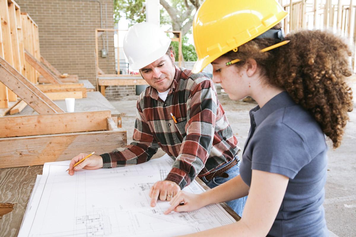 Nauczyciele szkół budowlanych podnoszą kwalifikacje