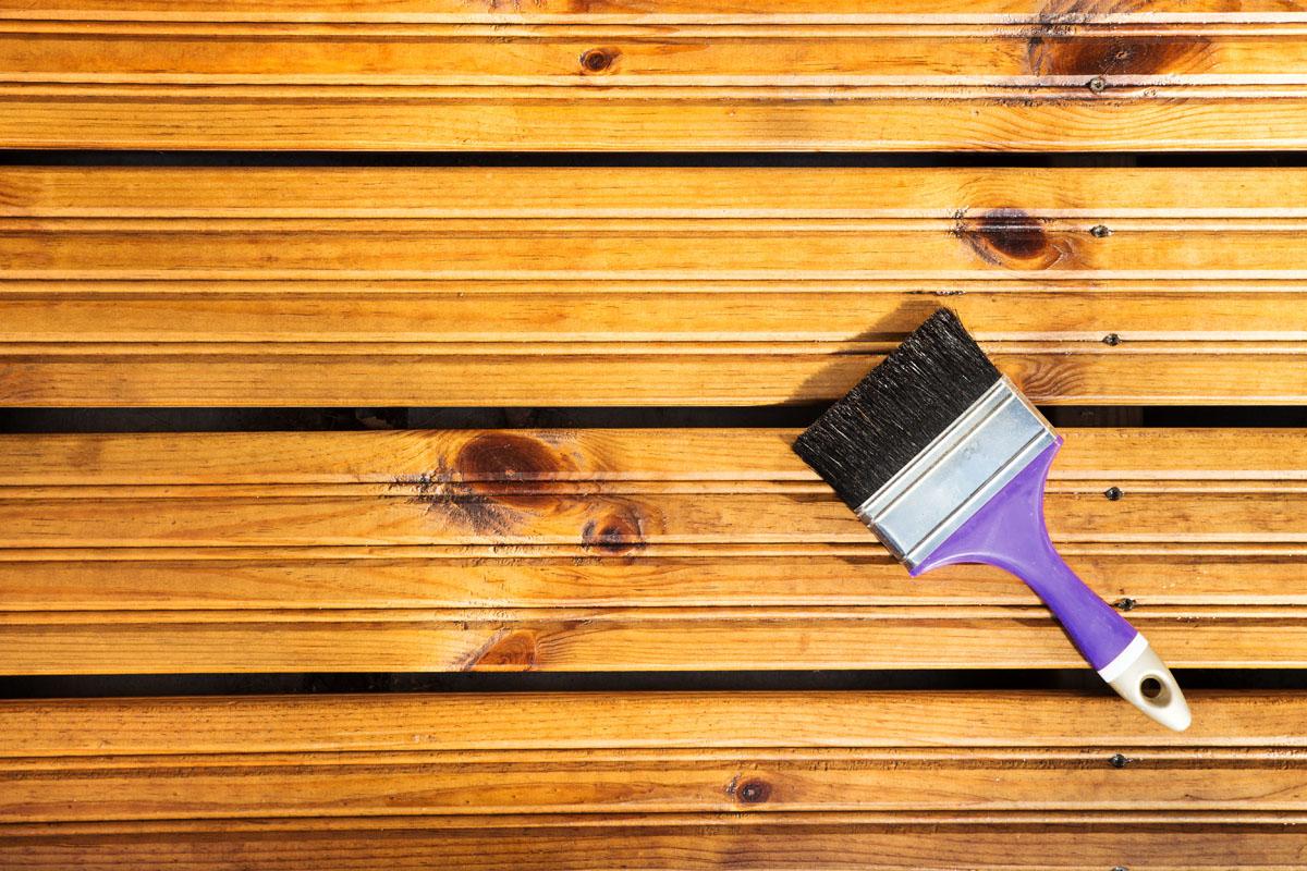 malowanie podłogi