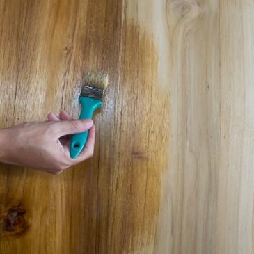 Lakierowanie podłogi – opis procesu