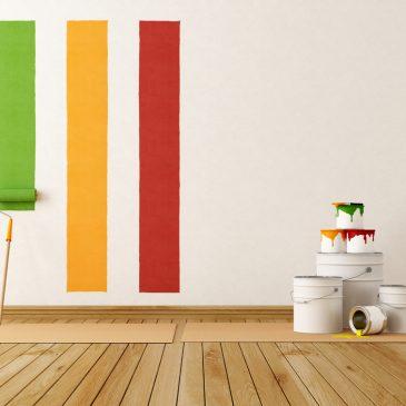 Jak dobrać odpowiednią farbę do danej ściany ?