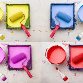 Farby do ścian. Jakie są ich rodzaje?