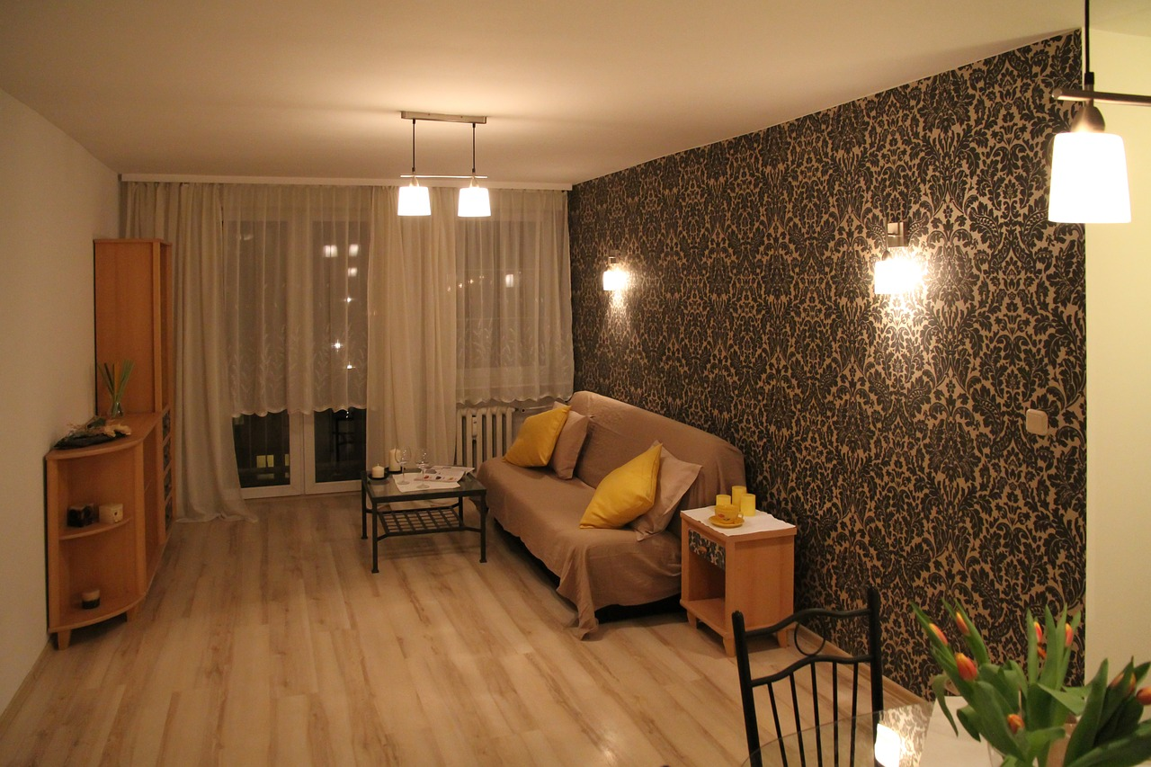 Jak skutecznie oświetlić pomieszczenie?